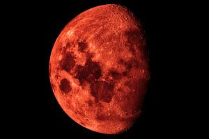 Lune rouge sang XXL