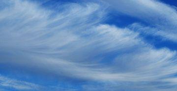 Veerwolken van Rinke Velds