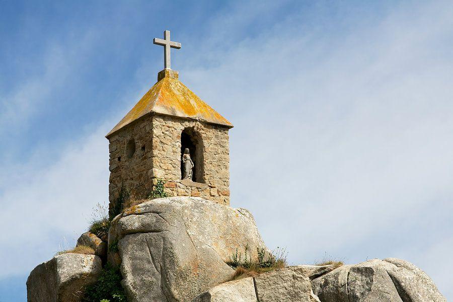 Frankrijk / Bretagne / Notre-Dame de Port Blanc / 2012