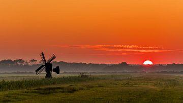 Texel Sonnenuntergang Der Schwanz von Texel360Fotografie Richard Heerschap