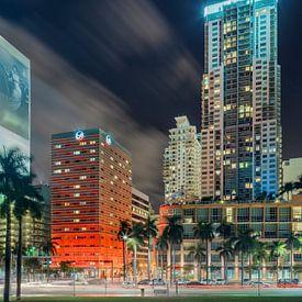 Colourful DownTown Miami van Mark den Hartog