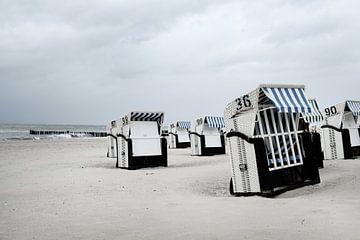 Strandkorbe van Marit Lindberg