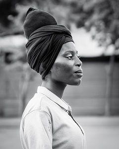 Afrikanerin von Antoine Ramakers