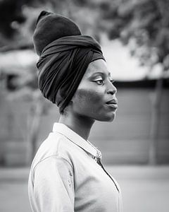 African Women van