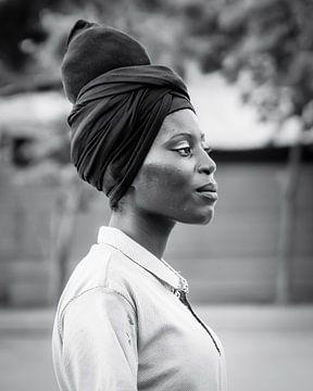 Afrikanerin von