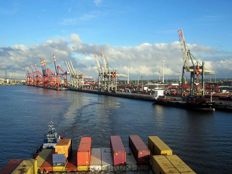 Rotterdam Hafen van Renate Knapp