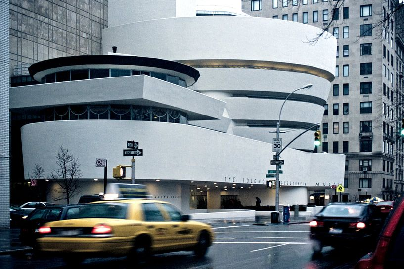 Guggenheim Museum New York van Lars Bemelmans