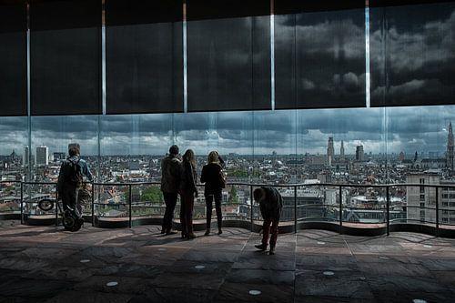 antwerp skyline von Jo Beerens