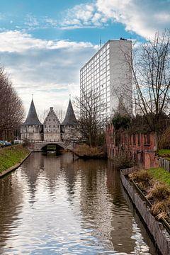 Het Rabot in Gent van Marcel Derweduwen