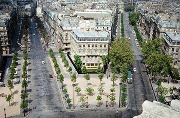 Paris 60s von Jaap Ros
