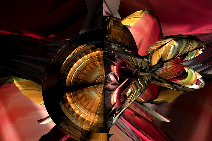 Broken Time von Holger Debek