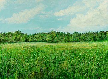 'Nature Wall' van Silvian Sternhagel