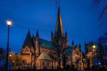 Nidaros kathedraal - Trondheim von Rene Wolf