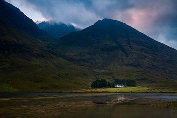 Die schottischen Highlands von Ton Drijfhamer