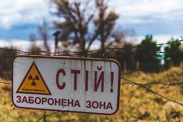 Chernobyl Exclusion Zone van Andreas Jansen
