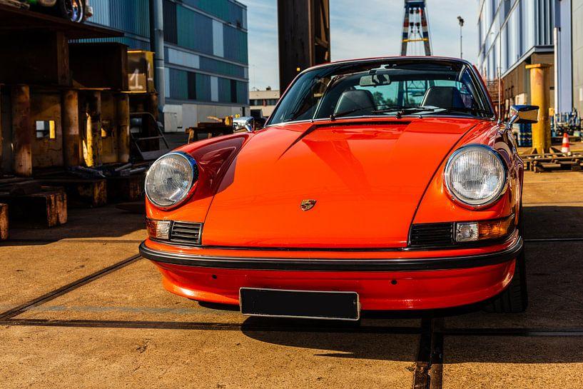 Porsche 911 van Brian Morgan