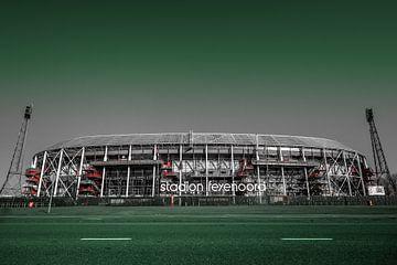 De Kuip | Stadion Feyenoord | Rotterdam - rwg van Nuance Beeld