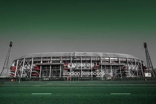 De Kuip | Stadion Feyenoord | Rotterdam - rwg