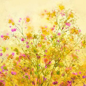 Flowery von Andreas Wemmje