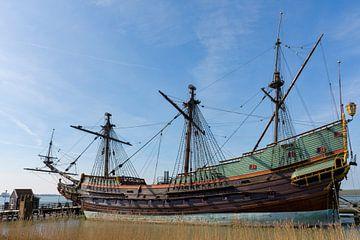 VOC Schip Batavia in Lelystad van