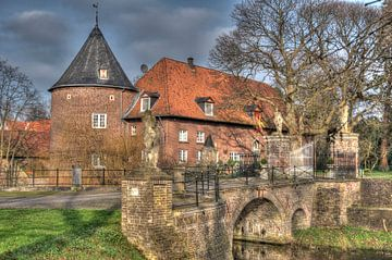 Schloss Hueth von Norbert Erinkveld