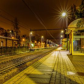 Station Ekeren van Bruno Hermans