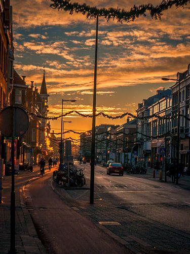Nachtegaalstraat Utrecht. van