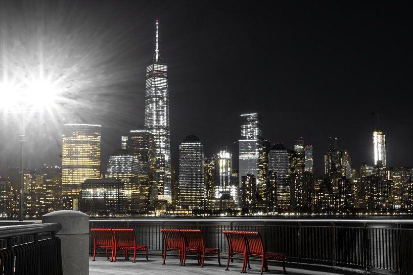 One World Trade Center        New York van Kurt Krause