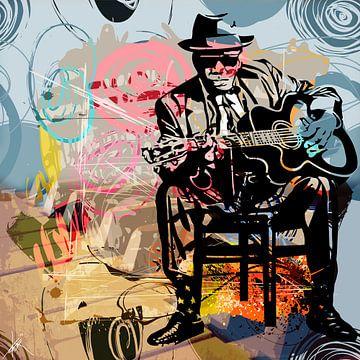 Blues van Harald Fischer