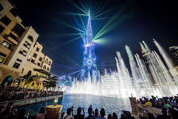 Burj Khalifa - Dubai, VAE van Christoph Schmidt