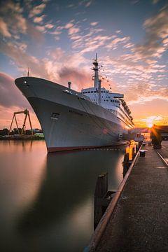 Het SS Rotterdam von René Sluimer