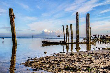 Hafen von Sil - Texel von Texel360Fotografie Richard Heerschap