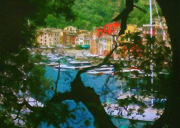 Portofino von Dirk van der Ven