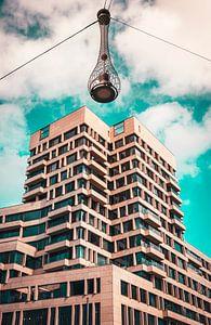 Gebouw in Den Haag Centrum van Chris Koekenberg