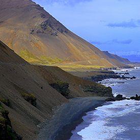 Landschaft auf Island von Patrick Lohmüller
