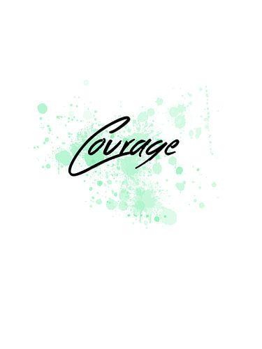 Courage van Gloria Marla