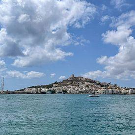 Ibiza Altstadt von Robert Styppa