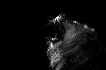 leeuwen kop von jan van Welt