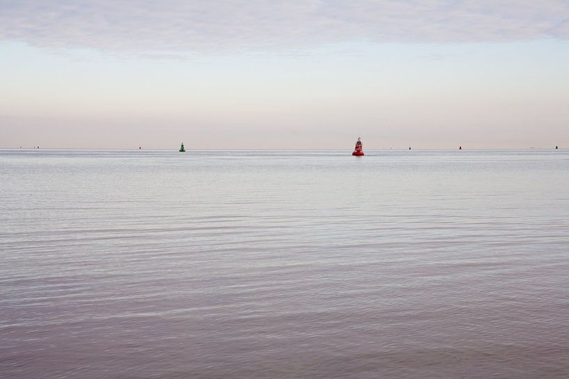 Silence sur la mer sur Jim van Iterson