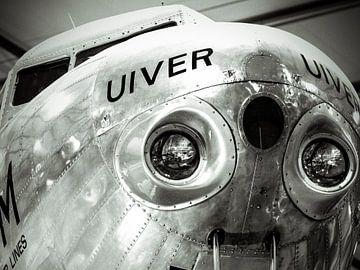 DOUGLAS DC-2 (Uiver) van Wilfred Roelofs