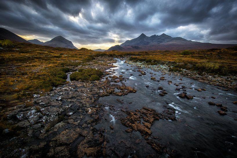 Het Schotse landschap van Steven Dijkshoorn