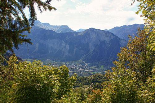 Alpe d'Huez van