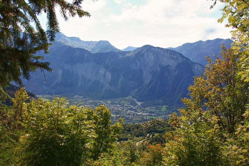 Alpe d'Huez van Louise Poortvliet