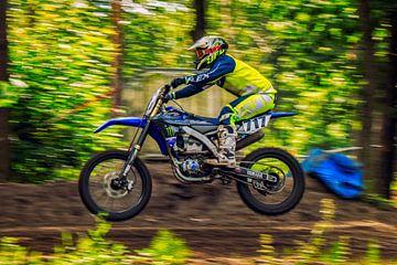 Motocross in Oirschot von Aron van Oort