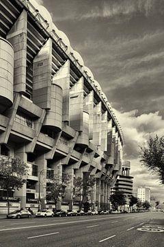 Santiago Bernabéu Stadion von Dennis Morshuis