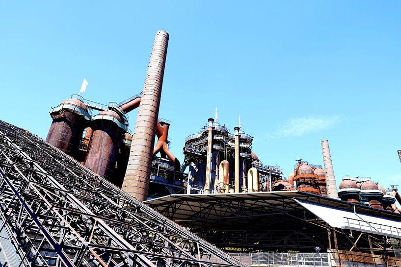 Produktionsstätte von Micky Bish
