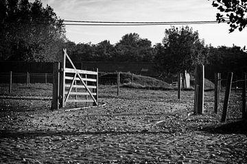 open poort von Jean Jacobs