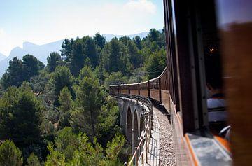 Oude trein  von