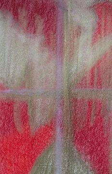 Abstrakt Gold van Susanne A. Pasquay