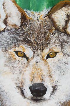 Wolf van Renée Prevoo
